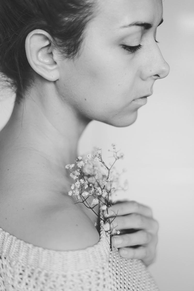 Autoportret lustrzanka