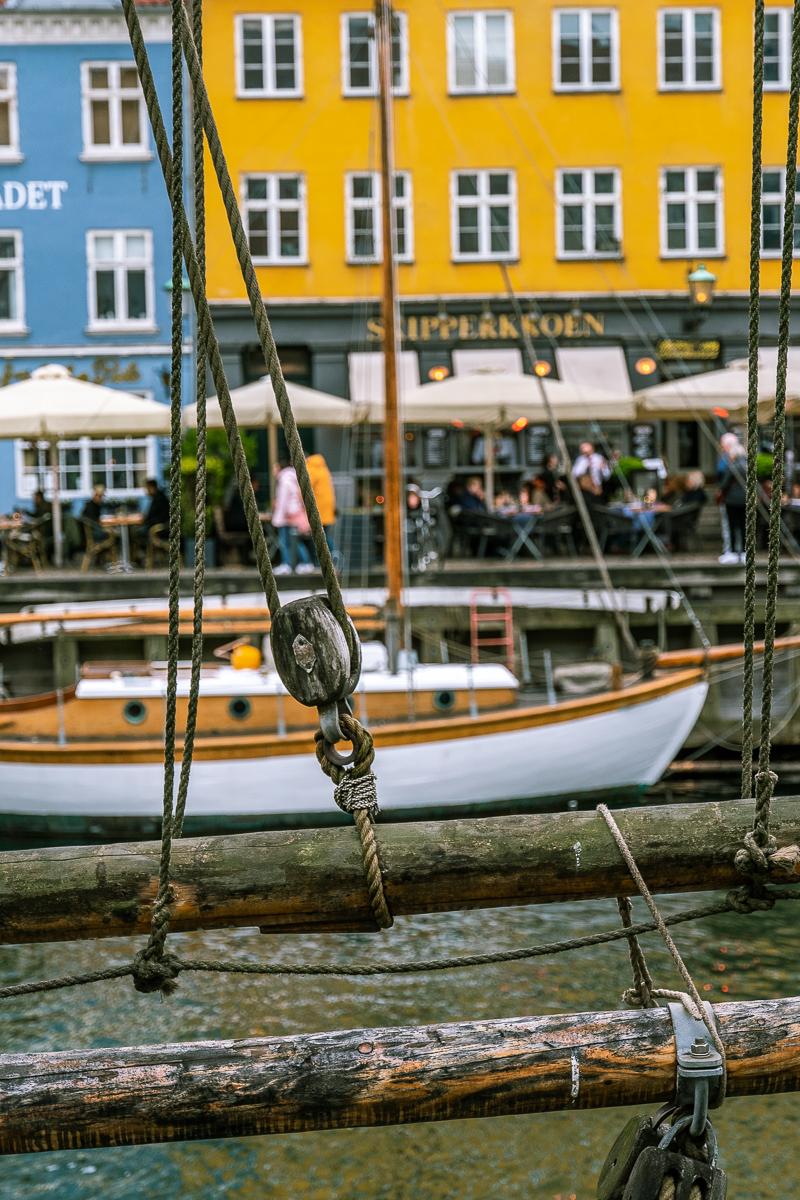 Dzielnica portowa Nyhavn