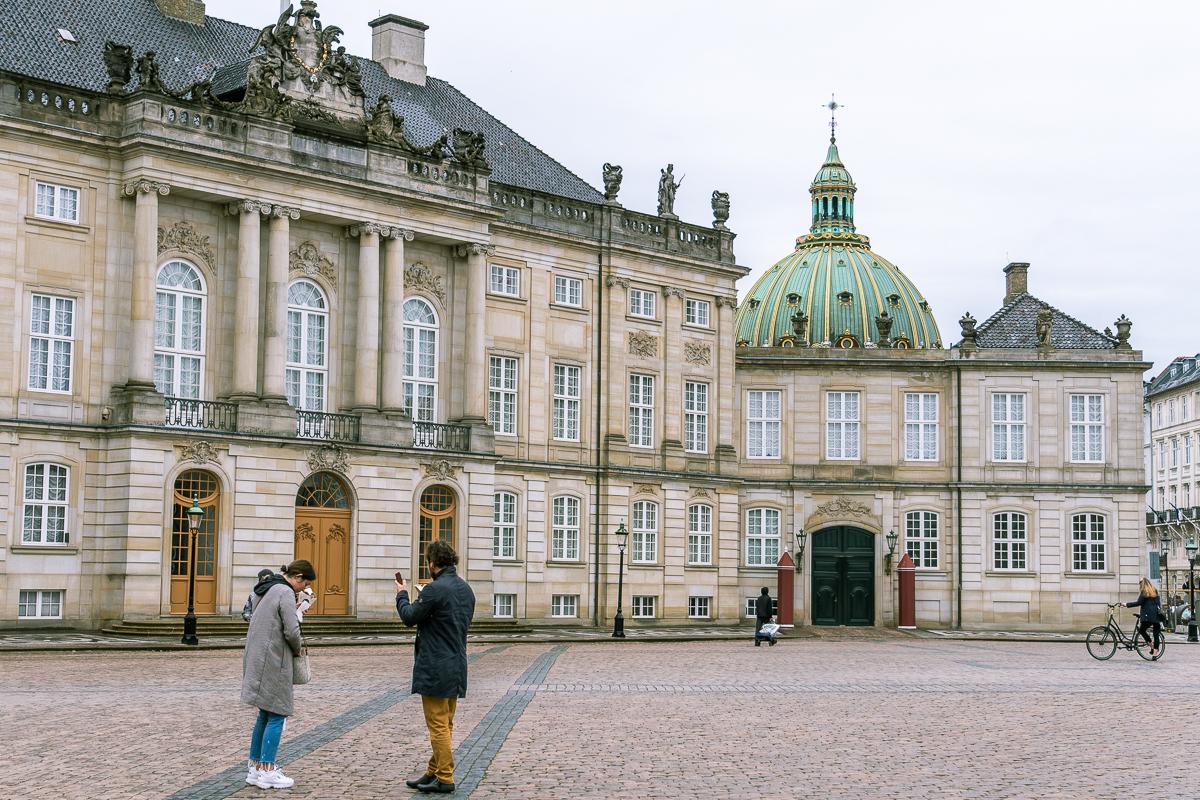 Spacer po Kopenhadze