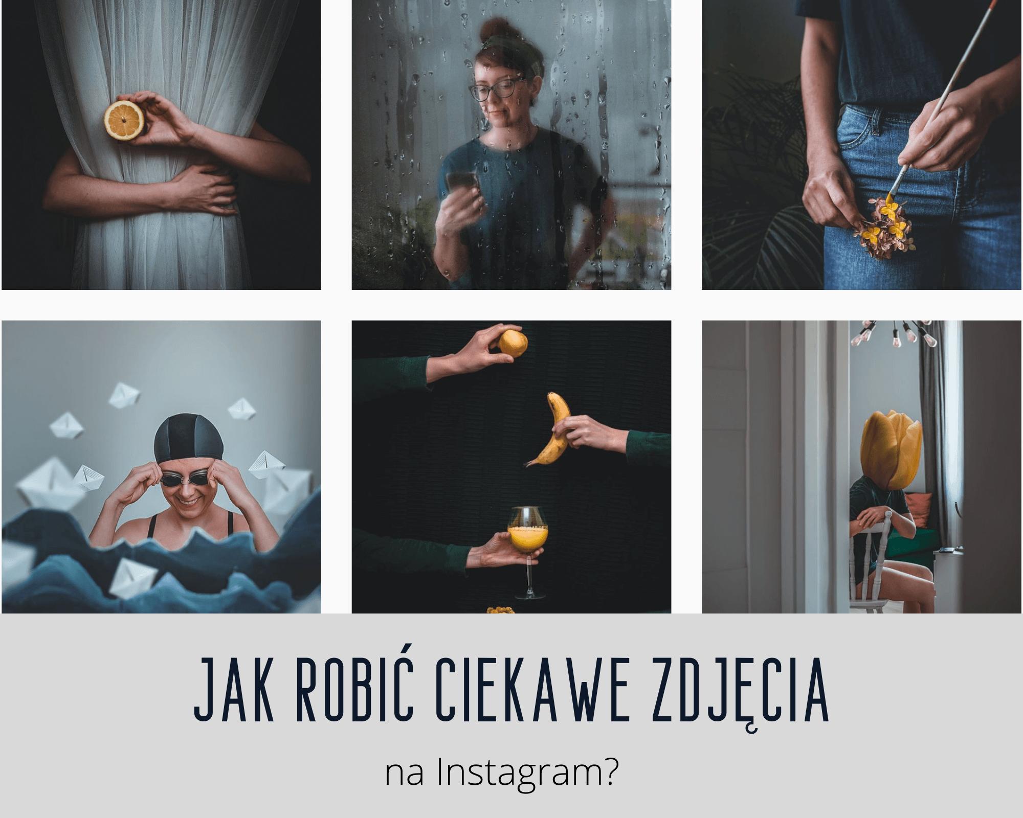 Kreatywne pomysły na zdjęcia