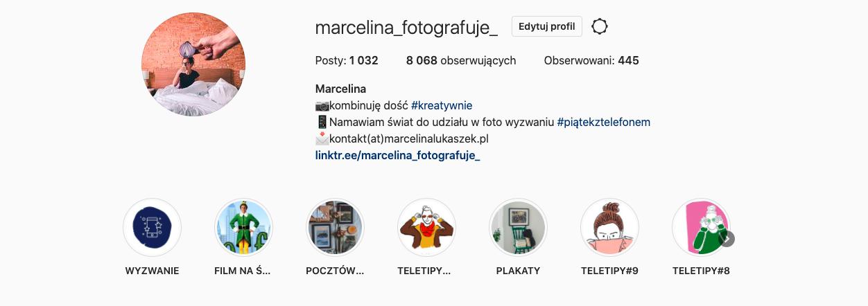 Ciekawe zdjęcia na instagram