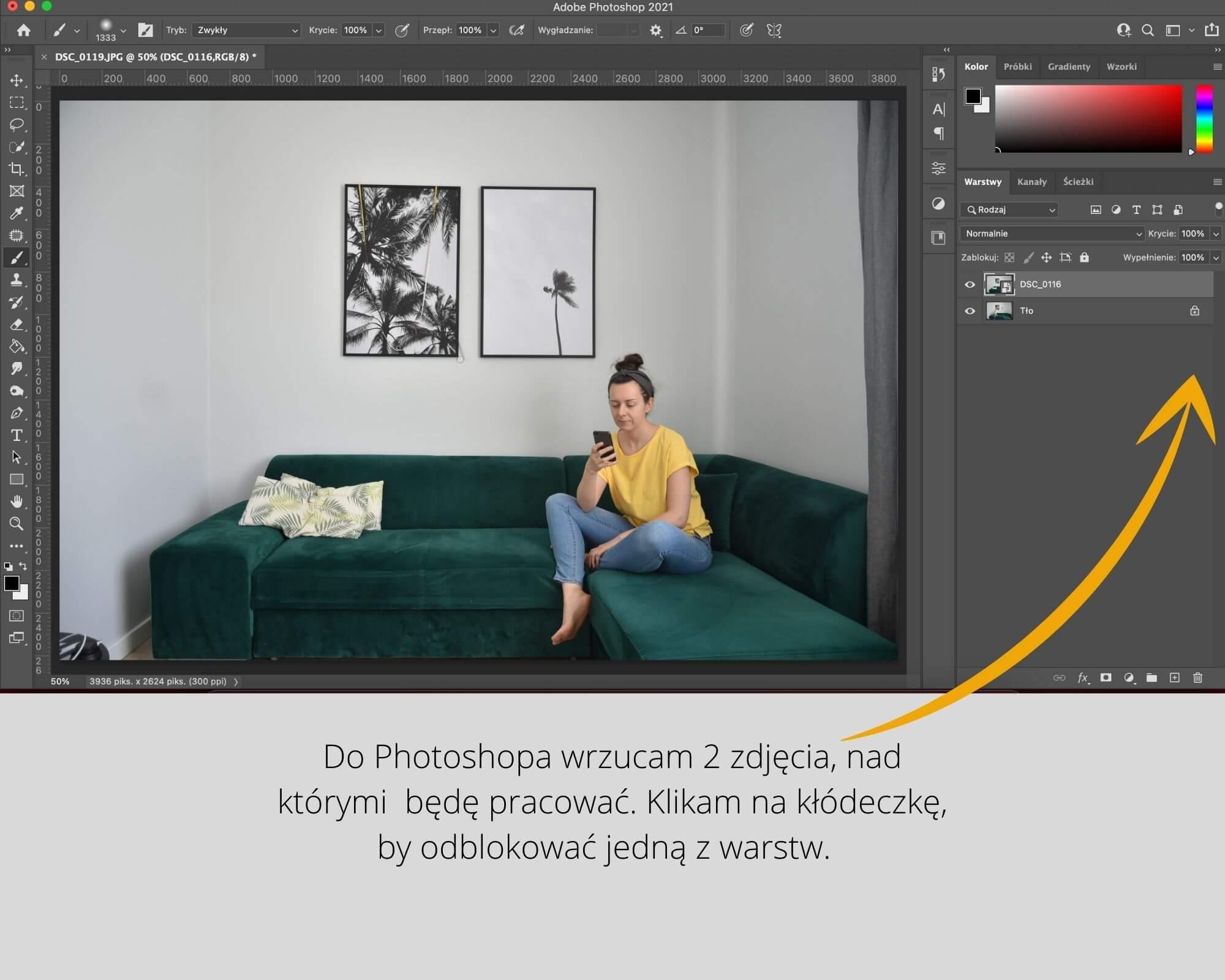 Jak edytowaćzdjęcia w Photoshopie
