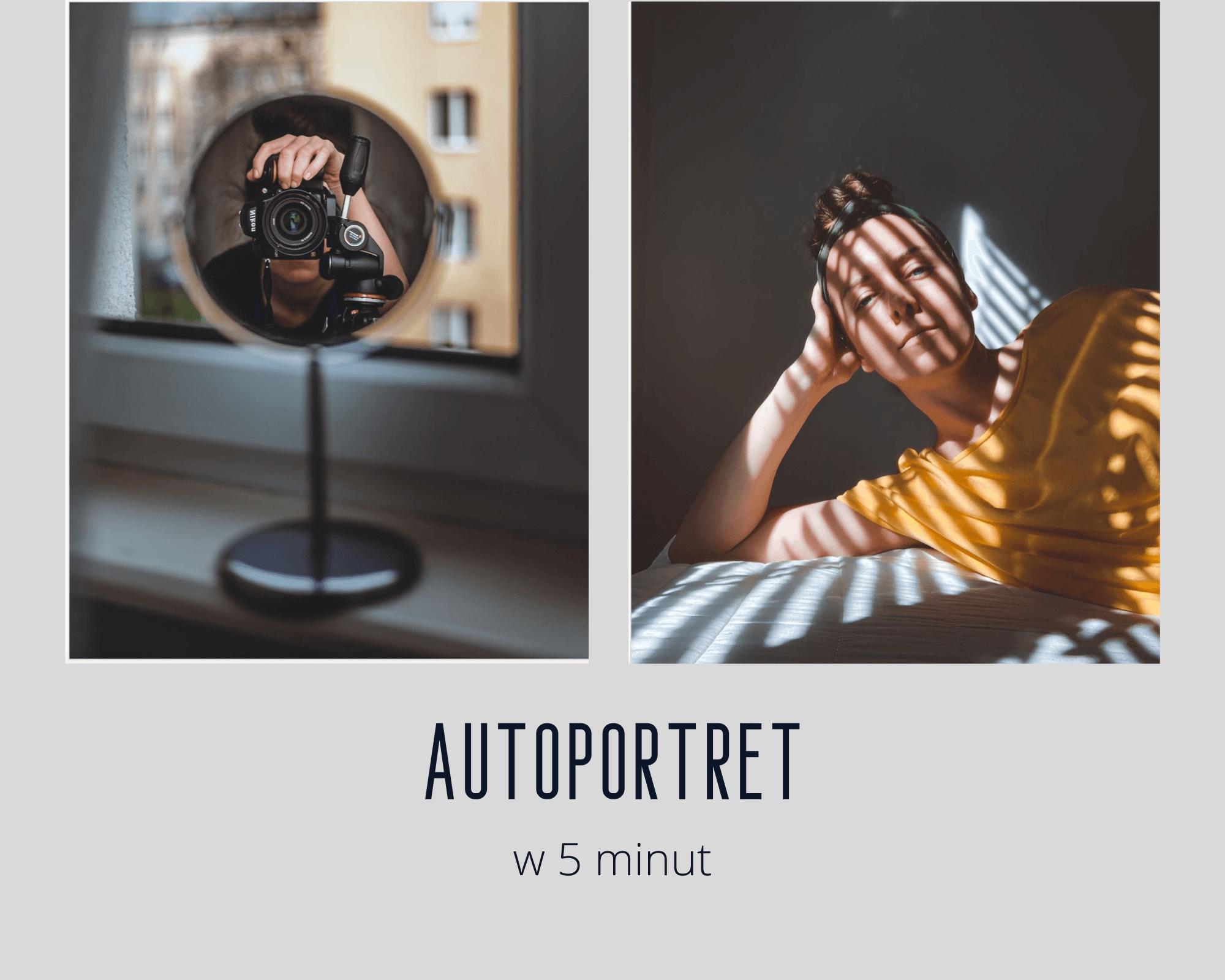 Jak zrobić kreatywny autoportret